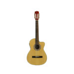 Classical Guitar with cutaway QGC-20CE w/preamp