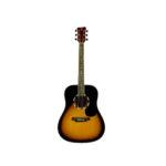 Acoustic Guitar QGA-31 SUNBURST