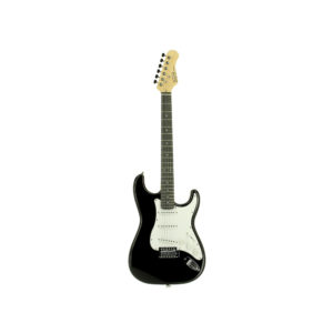 Electric guitar QGE-ST10 BK