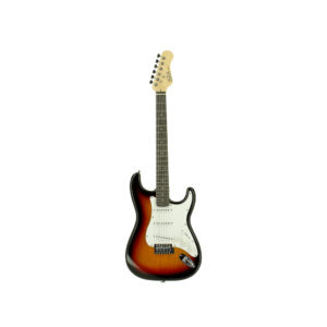 Electric guitar Pack QGE-ST25 SB