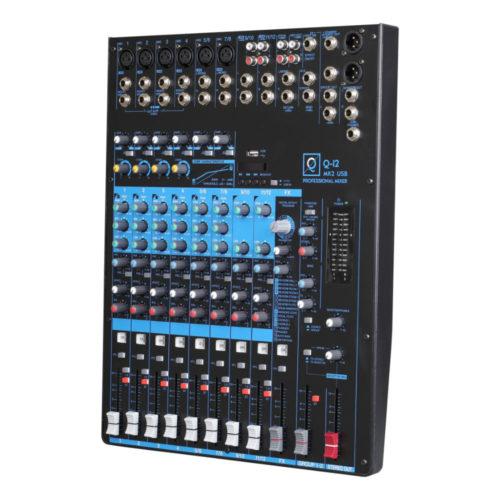 OQAN Q12 USB MK2 MIXER